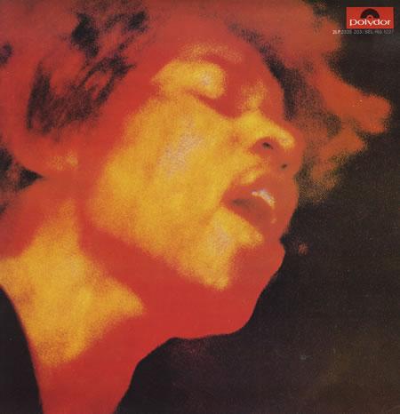 Jimi hendrix electric ladyland album cover